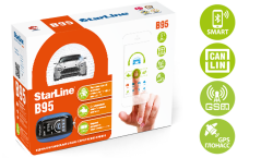 StarLine B95 BT CAN+LIN GSM GPS