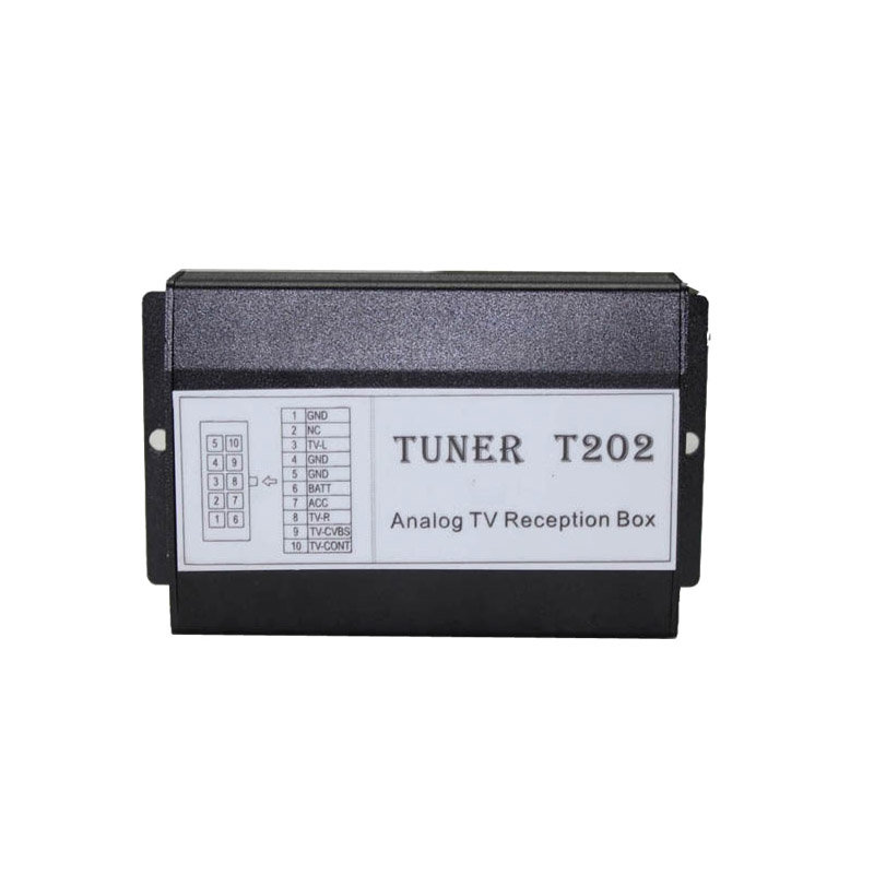 Incar T202 Analog TV Box