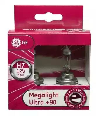 Лампа General Electric Megalight Ultra +90%